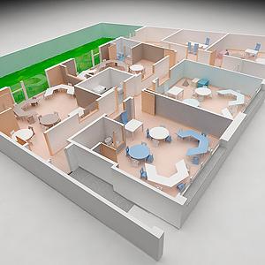 Instalaciones escoleta ninets centro de educaci n for Plano escuela infantil